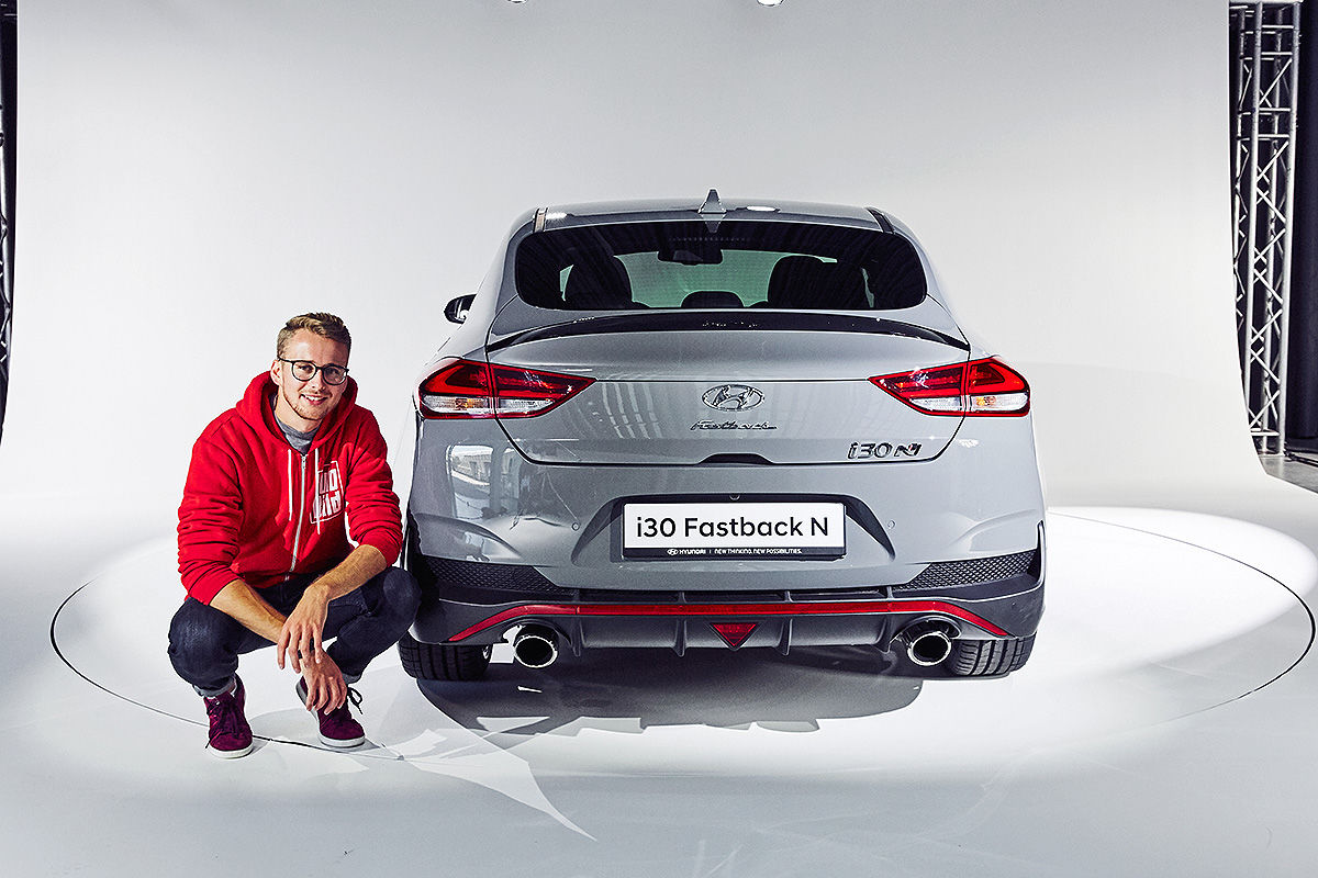 Fahrbericht Hyundai i30 Fastback N