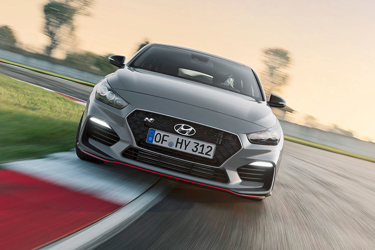 Hyundai i30 Fastback N (2018): alle Infos