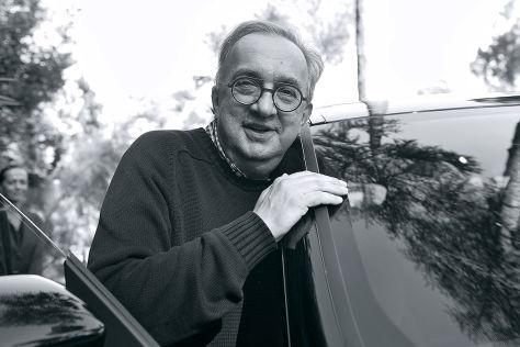 Fiat-Chef Sergio Marchionne verstorben