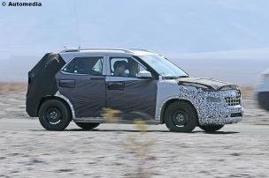 Hyundai testet Mini-Kona