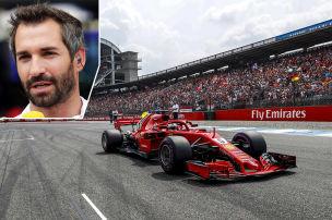 Glock verhalf Vettel zur Heim-Pole