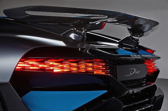Erste Infos zum Bugatti Divo