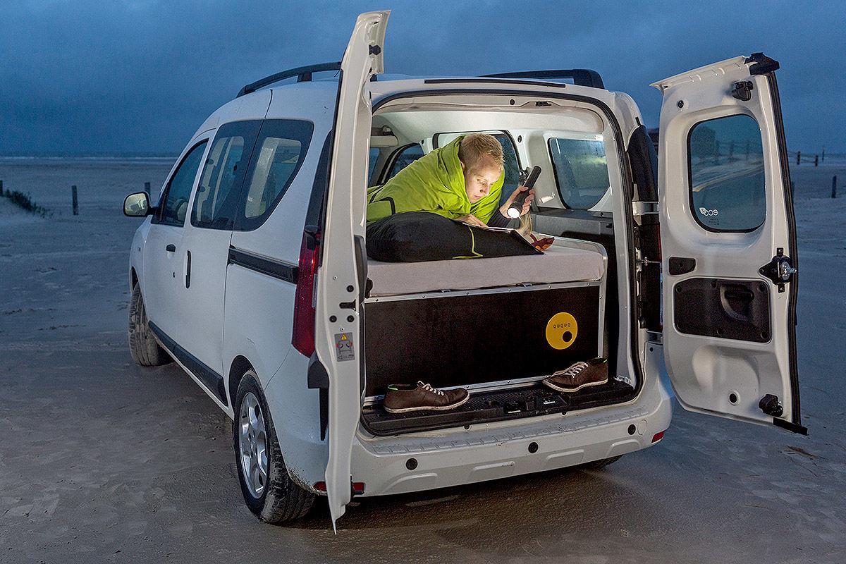 Ququq Dacia Dokker Wohnmobil