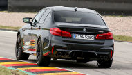 BMW M5: Supertest