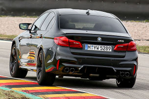 BMW M5: Supertest