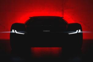 Elektro-Sportler von Audi