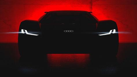 Audi PB 18 e-tron (2018): neue Infos