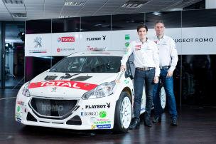 Marijan Griebel neuer Peugeot-Pilot