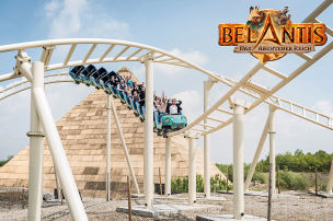 Wildcard für Freizeitpark Belantis sichern!