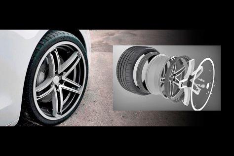 Michelin Flexible Wheel (2018): Vorstellung