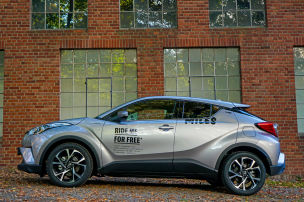 Neuer Carsharer in Hamburg