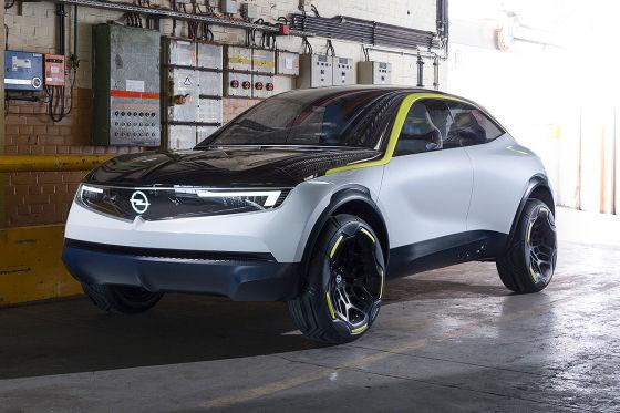 Alle Infos zum Opel GT X Experimental
