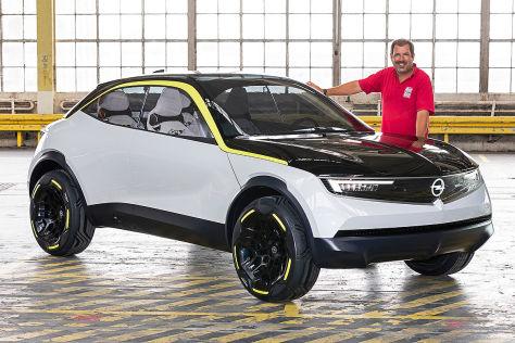 Opel GT X Experimental (2018): Test und alle Infos ...