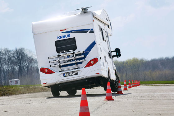 Knaus Live Traveller