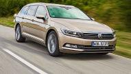 VW Passat Variant: Dauertest