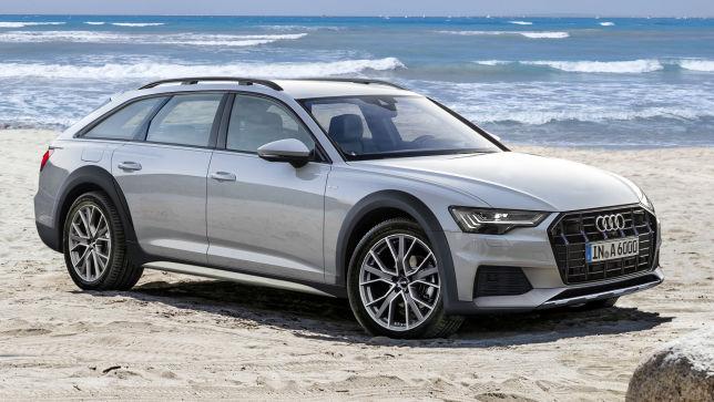 Video Audi A6 Allroad Quattro 2019 Autobildde