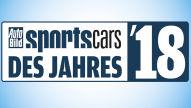 Wählen Sie die Sportscars des Jahres 2018