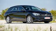 Mercedes CLA: Gebrauchtwagen-Test