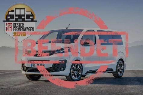 Firmenwagen-Award 2018