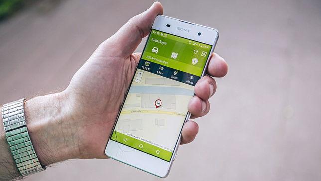 Gps Geräte Für Auto : Gps tracker fürs auto im test autobild