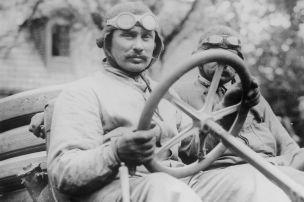 Erster GP-Sieger mit 13 Liter Hubraum