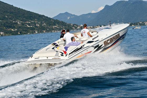 Speedboat-Zigarre