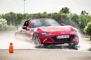 Mazda Garage: das AUTO BILD-Team