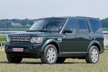 Land Rover Discovery: Gebrauchtwagen-Test