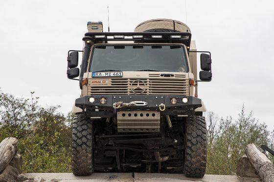 Atlas Unimog 435