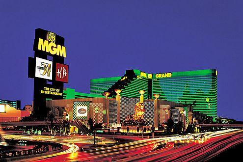 Premiere: ChampCars in Las Vegas