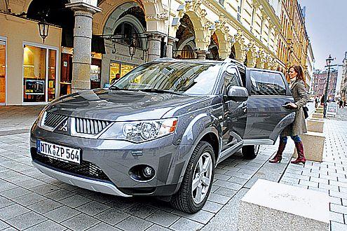 Der deutsche Diesel macht sich gut im japanischen SUV.