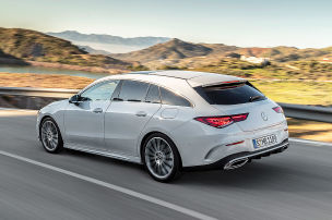 CLA Shooting Brake (2019)