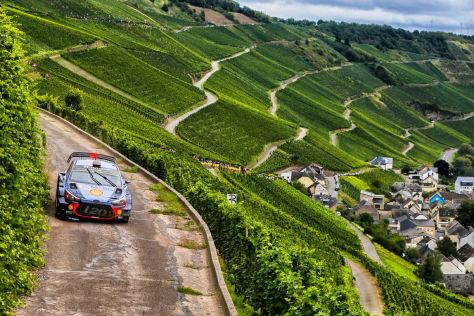 WRC Deutschland-Rallye 2017: Michelin