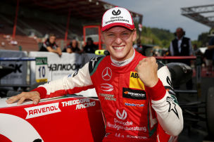 Spa bleibt Schumacher-Land