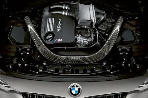 BMW M S55 3.0 Reihensechszylinder (2018): Technik, M2, M3, M4
