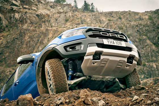 Ford bringt Sportversion des Ranger!