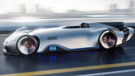 Mercedes EQ Silver Arrow (2018): Alle Infos