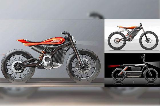 Neue Harleys bis 2022