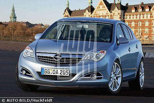 Ab 2010 soll die neue Generation des Opel Astra gebaut werden.