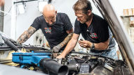 Mazda Garage: Jetzt geht's rund