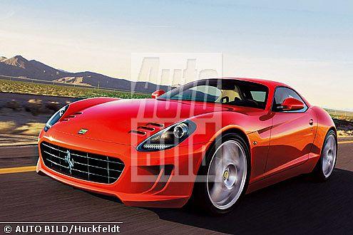 Neuer Dino: Die Indizien für einen Einstiegs-Ferrari häufen sich.