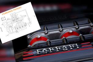 Neuer Ferrari-Vierzylinder