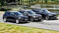 Volvo XC40/XC60/XC90: SUV-Kaufberatung