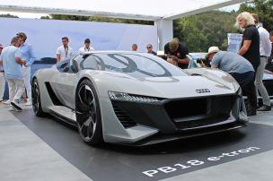 Audi geht neue Wege!