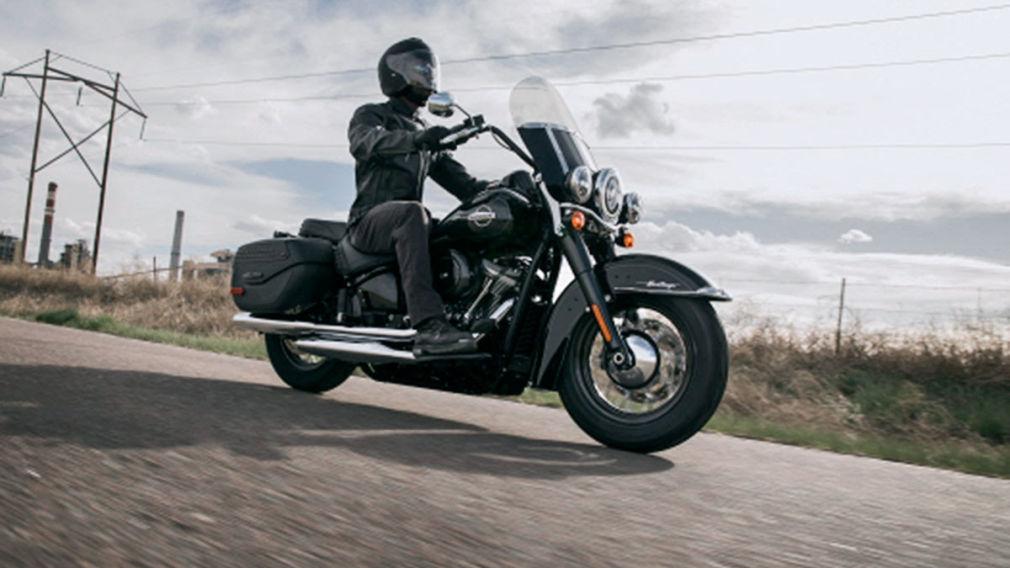 Fahrbericht: Harley-Davidson Heritage Softail Classic