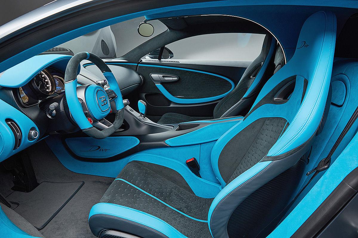 Bugatti Divo (2018): PS, Daten, Chiron Top Speed, Alle Infos