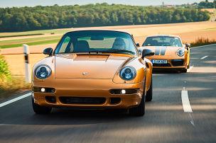Alter Porsche neu aufgelegt!