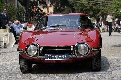 Gegensatz: S2000 GT von 1968.
