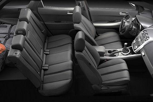 """Mazda spendiert Käufern der """"Expression""""-Linie die Lederausstattung."""