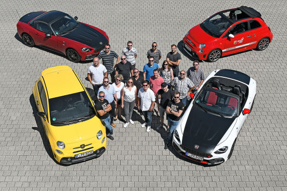 Abarth Driving Academy